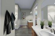 Farmhouse Style House Plan - 6 Beds 4.5 Baths 4658 Sq/Ft Plan #1060-48 Interior - Master Bathroom