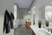 Dream House Plan - Farmhouse Interior - Master Bathroom Plan #1060-48