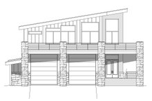House Plan Design - Country Exterior - Front Elevation Plan #932-99