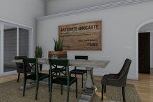 House Plan Design - Craftsman Interior - Dining Room Plan #1060-70