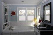 Craftsman Style House Plan - 4 Beds 3.5 Baths 3148 Sq/Ft Plan #48-235 Interior - Master Bathroom