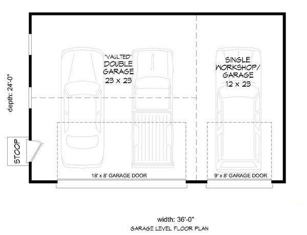 Dream House Plan - Country Floor Plan - Main Floor Plan #932-197