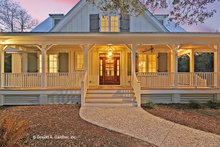 Home Plan - Country Exterior - Front Elevation Plan #929-807