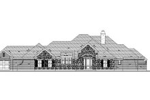 Dream House Plan - European Exterior - Other Elevation Plan #410-354