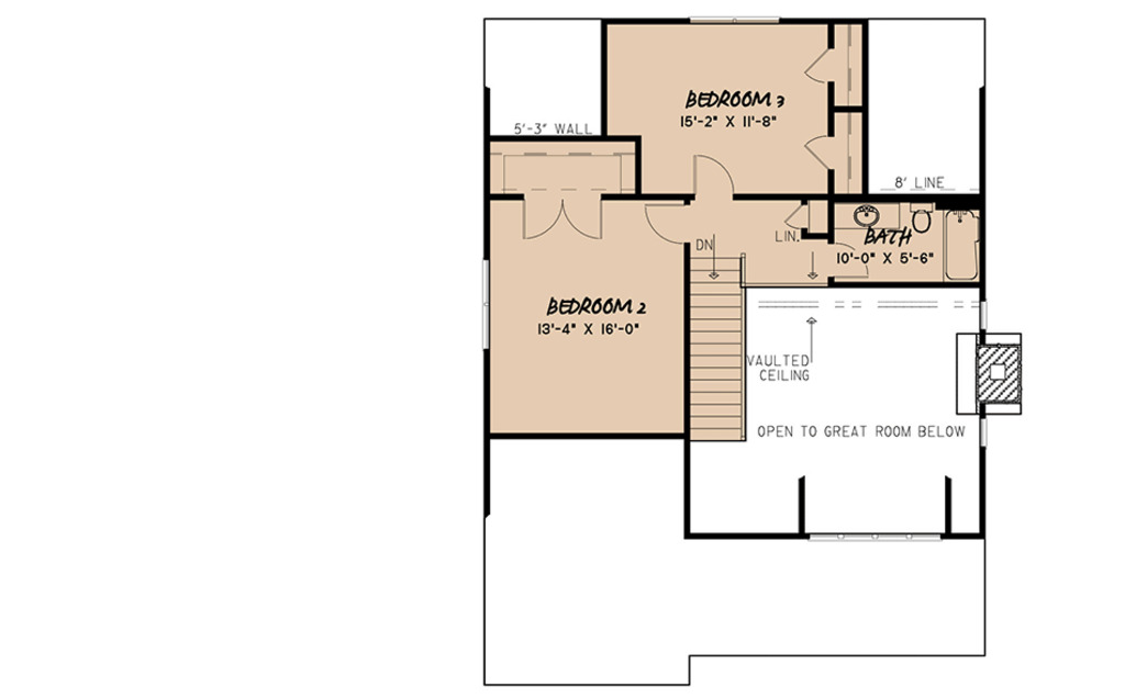 Cottage Style House Plan 3 Beds 2 5 Baths 1957 Sq Ft Plan 923 118 Houseplans Com