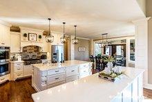 House Plan Design - Traditional Interior - Kitchen Plan #929-1042