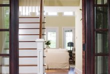 Country Interior - Entry Plan #930-10