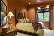 Dream House Plan - Craftsman Interior - Bedroom Plan #48-233