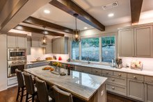 Home Plan Design - Craftsman Interior - Kitchen Plan #935-12