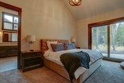 Craftsman Style House Plan - 4 Beds 5.5 Baths 4412 Sq/Ft Plan #892-28 Interior - Master Bedroom