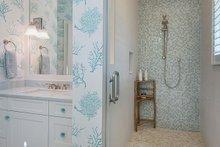 Dream House Plan - Cottage Interior - Master Bathroom Plan #938-87
