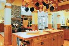 Architectural House Design - Craftsman Interior - Kitchen Plan #48-150