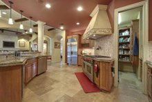 Home Plan - Mediterranean Interior - Kitchen Plan #80-124
