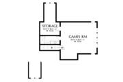 Craftsman Style House Plan - 4 Beds 4 Baths 3340 Sq/Ft Plan #48-681