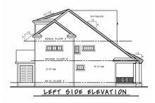 Dream House Plan - Craftsman Exterior - Other Elevation Plan #20-2468