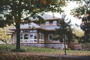 Prairie Style House Plan - 4 Beds 3 Baths 3062 Sq/Ft Plan #454-8 Photo