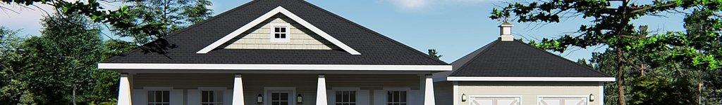 Small Breezeway House Plans, Floor Plans & Designs
