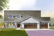 Craftsman Style House Plan - 3 Beds 2.5 Baths 3139 Sq/Ft Plan #901-111