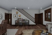 Cabin Style House Plan - 3 Beds 2.5 Baths 2418 Sq/Ft Plan #1060-24 Interior - Other