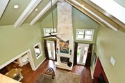 Craftsman Style House Plan - 4 Beds 3.5 Baths 3760 Sq/Ft Plan #80-205 Interior - Family Room