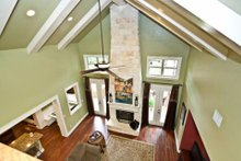 Dream House Plan - Craftsman Interior - Family Room Plan #80-205