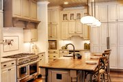 Country Style House Plan - 4 Beds 4.5 Baths 5582 Sq/Ft Plan #928-320 Interior - Kitchen