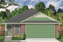 Dream House Plan - Traditional Exterior - Front Elevation Plan #84-565