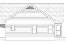 Country Exterior - Other Elevation Plan #932-35