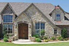 House Plan Design - Entry