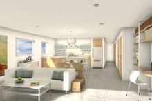 House Blueprint - Modern Interior - Other Plan #497-59