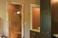 Dream House Plan - Classical Interior - Master Bathroom Plan #928-240