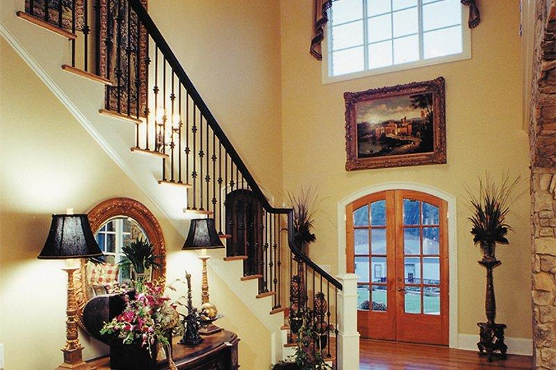 Traditional Interior - Entry Plan #437-56 - Houseplans.com