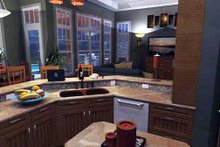 Dream House Plan - Craftsman Photo Plan #120-175