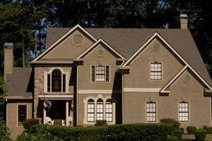 House Design - European Exterior - Front Elevation Plan #119-291