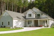 Traditional Style House Plan - 3 Beds 2.5 Baths 2482 Sq/Ft Plan #49-128
