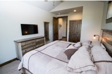 Dream House Plan - Craftsman Interior - Bedroom Plan #892-11