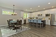 Contemporary Style House Plan - 5 Beds 3.5 Baths 3319 Sq/Ft Plan #569-38
