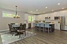 Contemporary Interior - Kitchen Plan #569-38