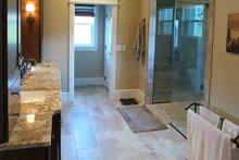 Ranch Interior - Master Bathroom Plan #1058-173