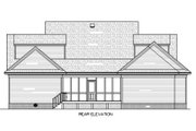 Country Style House Plan - 5 Beds 4.5 Baths 3259 Sq/Ft Plan #45-353