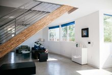House Plan Design - Modern Interior - Family Room Plan #450-6